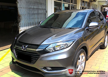 CS-II Paint Protection Indonesia Honda HRV Glossy