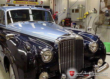 CS-II Paint Protection Indonesia Roll Royce